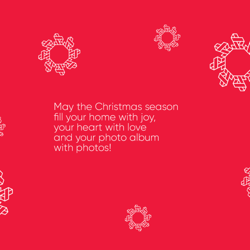 Merry Christmas from the Krakow Photomonth team!