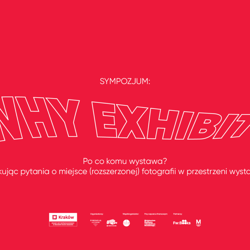 Why Exhibit? / Po co komu wystawa?
