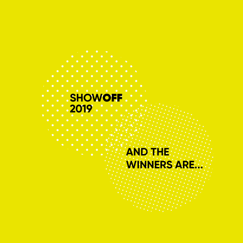Poznajcie laureatów Sekcji ShowOFF 2019!
