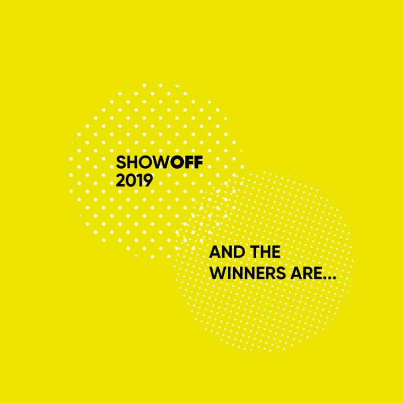 Meet the ShowOFF 2019 Laureates!