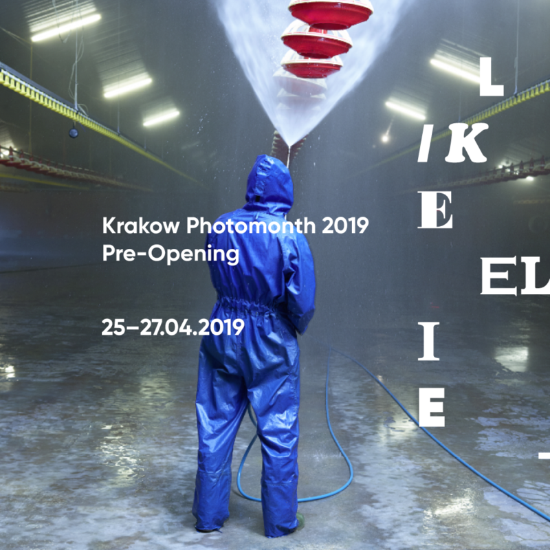 Join the Pre-Opening of the 17th edition of the Krakow Photomonth!