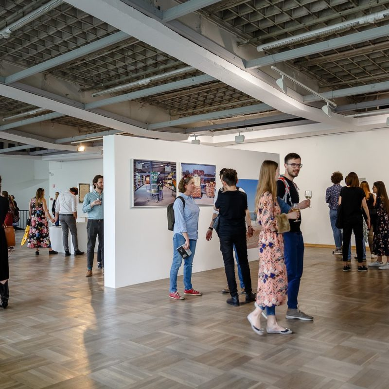 4 exhibitions opened during the Krakow Photomonth Pre-Opening